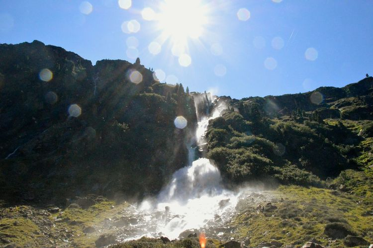 Berge Wasserspiel Wasserfälle Wasserfall Licht Und Schatten Lichtundschatten Nikon D3200 Naturelovers Nature Photography Nature_perfection Nature_collection EyeEm Best Shots - Nature EyeEm Nature Lover Naturelover Berglandschaft Natur Pur
