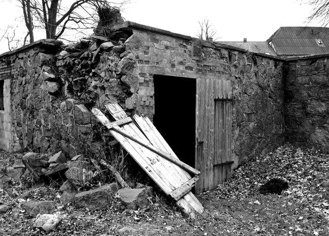 Doorporn Black And White // Wohnglück