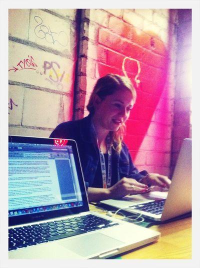 Working Hard @ Eps13