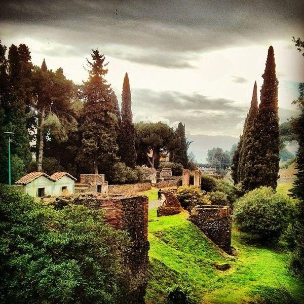 La bella Italia Italy Pompeiscavi Pompeii  Ig_italy