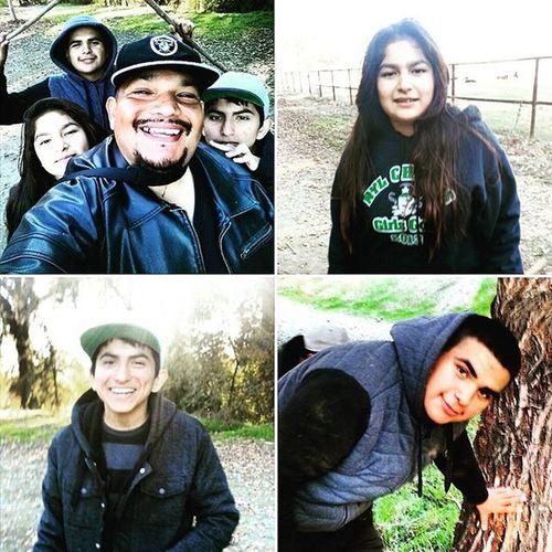 Mendoza family time along the Kings River...