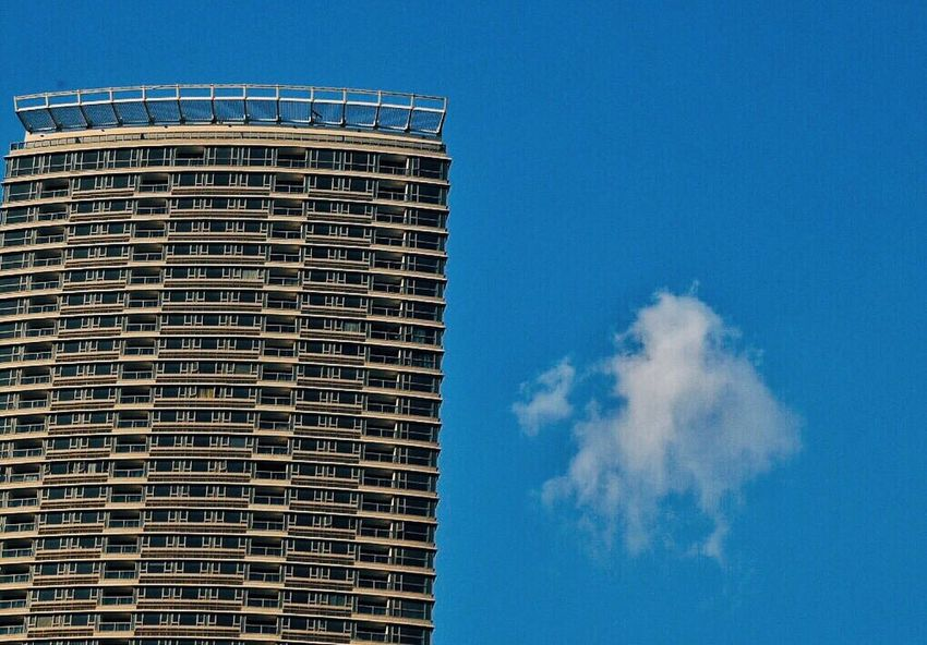 Stillness and Isolation. Minimalism Mypointofview Throughmyeyes Taking Photos Randomshot Eye4photography  Showcase April Check This Out Cloud Building With Cloud Capture The Moment Write With Colors Eyeem Philippines