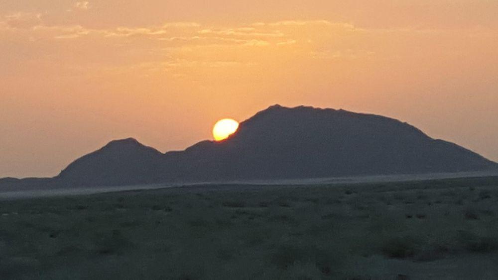 صباح_الخير الرياض تصويري  صور_طبيعه غروب_الشمس صور طبيعيه