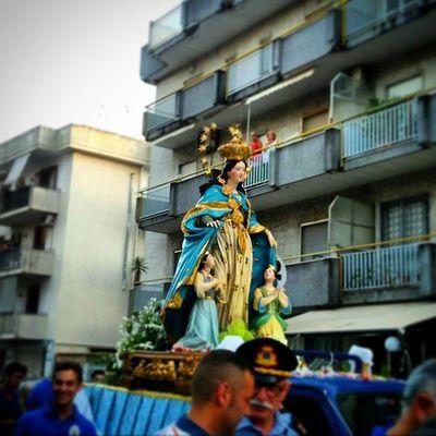 Scafati Tradizione Madonnadellegrazie