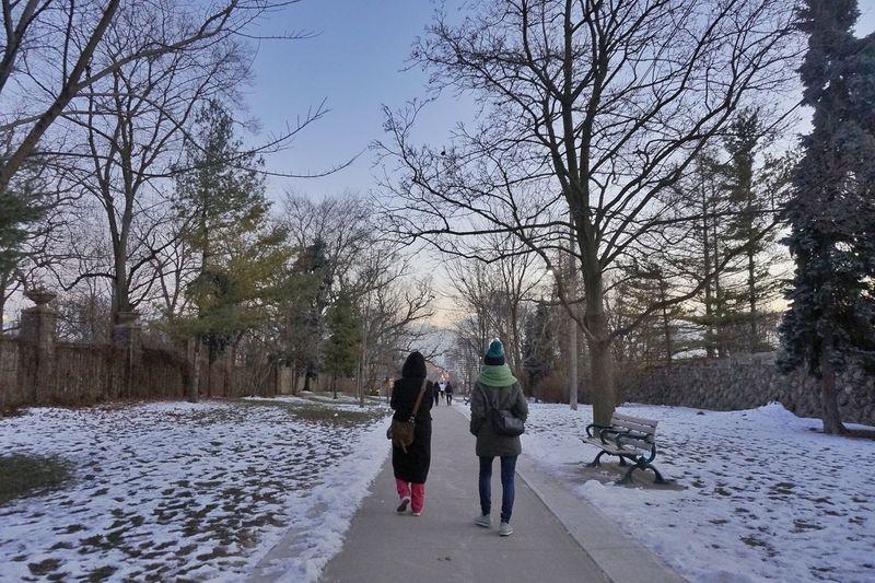 Canada Walking