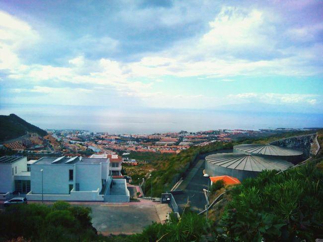 Tenerife Canaryislands Clouds And Sky