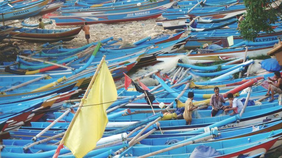 Thegreatoutdoors-2018eyeemawards Traditional Fisherman Multi Colored Fishing Fisherman Fishing Boat The Great Outdoors - 2018 EyeEm Awards The Traveler - 2018 EyeEm Awards