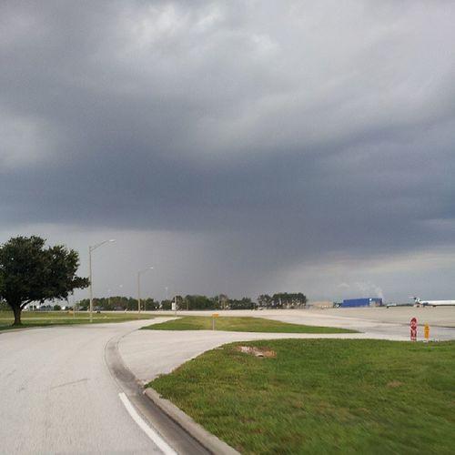 Yo creo q ahora sí que va a caer! Uyyy! Clouds Summer Storms