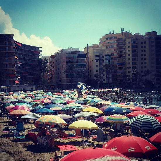 Collected Community Being A Beach Bum Good Morning World! Hot Day Holiday POV Summertime