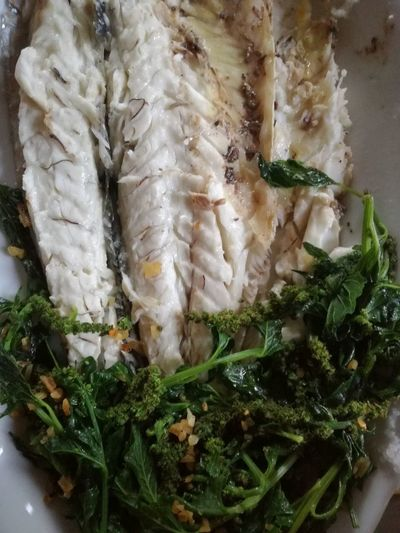 Close-up Fish Food food stories Freshness Healthy Eating No People Ready-to-eat Seafood Wild Herbs