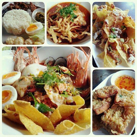 The First Meal @ Chiangmai Tiewdok Chiangmai Chiangmaitrip2015