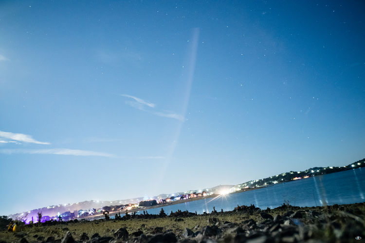 Boom festival 2016 Aerial View Architecture Beauty In Nature Blue Built Structure Day Mountain Mountain Range Nature Outdoors Residential District Scenics Sea Sky Snowcapped Mountain Tourism Town Tranquil Scene Tranquility Travel Destinations Vacations Wide Wide Shot