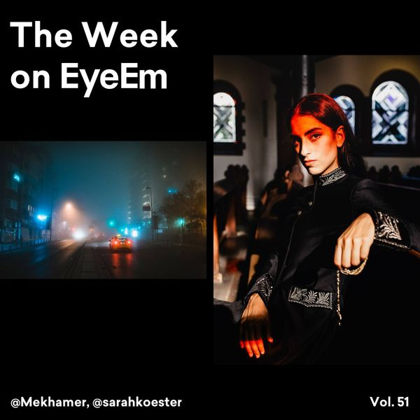 Our team has curated this week's collection of thought-provoking and inspiring photographs 💥Take a look at the new The Week on EyeEm here → https://www.eyeem.com/blog/the-week-on-eyeem-51-2018