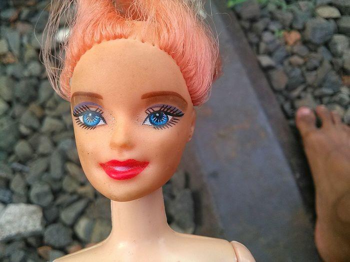 My Phone Camera Barbie Girl Pretty Hurt Queen