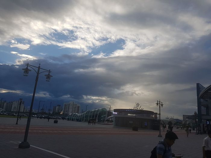 동대구역 Cloud -