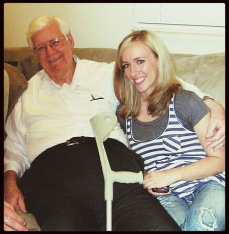 Rest in Peace, Granddaddy. I love you.