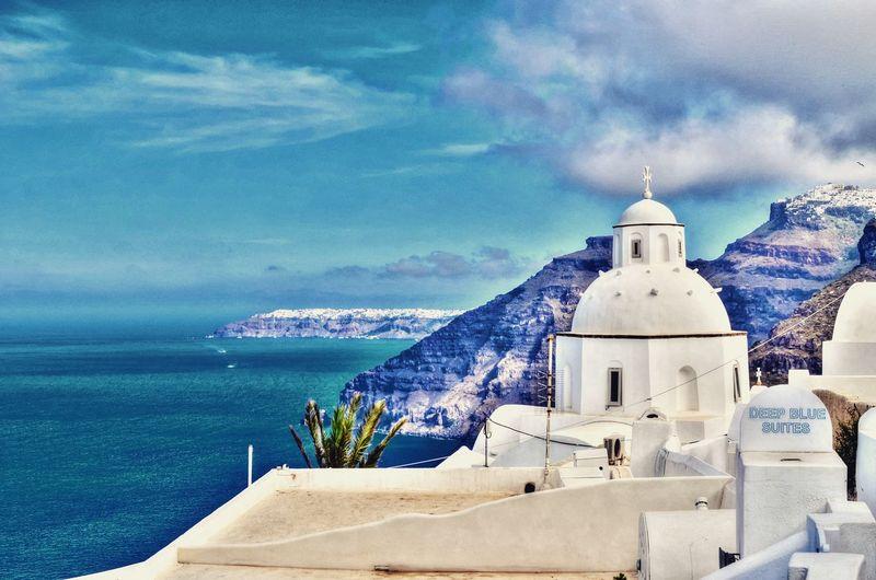 Santorini by