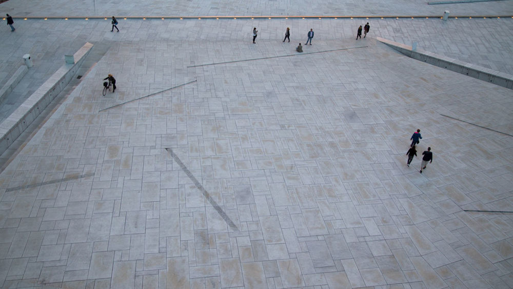 Opéra Travel Day High Angle View Marmor Outdoors People Walking White EyeEmNewHere
