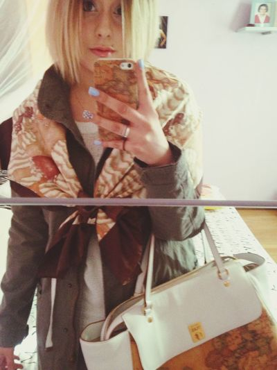 Me Blonde Alvieromartini 1classe Selfie In Love Nails