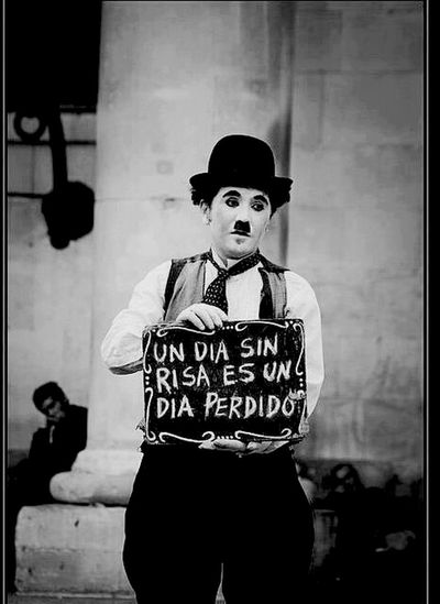 grande Charlie Chaplin..