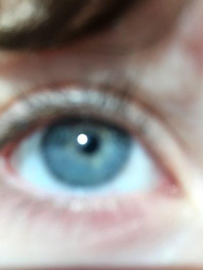 Eye Body Part Human Body Part Human Eye Eyesight One Person Close-up