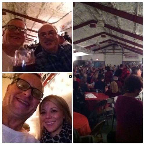 2014 Paulsboro Italian Winemakers' Festival Nomnombomb TheExpensiveWinos LaFamilia Selfiesaturday