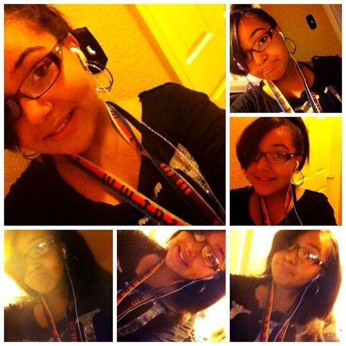 Finally Got My New Glasses!!!