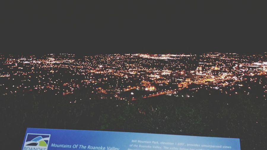 Roanoke Star Night Lights