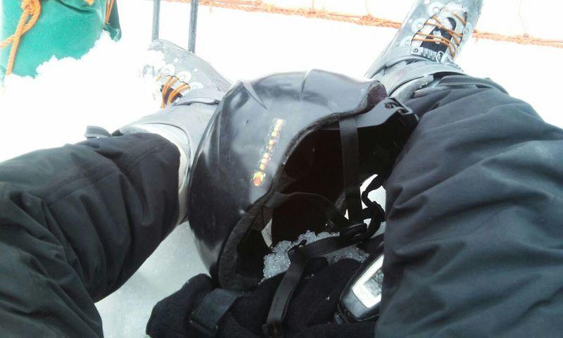 En La Nieve! Esquiando First Eyeem Photo