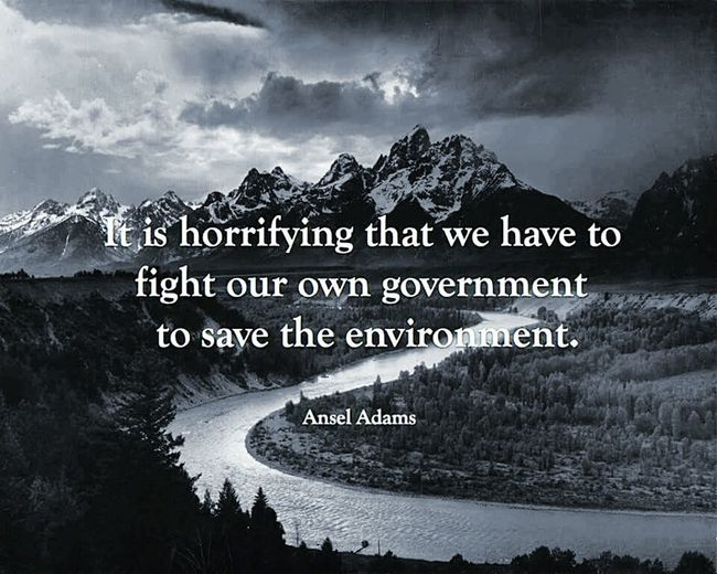 Ansel Adams Quote Black And White Landscape Mountains And Water Trees And Sky Trees And Nature River Not My Photo Political Politics Government Climate Nature Photography Environmental Issues Environmental Awareness Environmental Photography Nature This Week On Eyeem Photo Of The Day Outdoor Photography Beauty In Nature Nature Photography