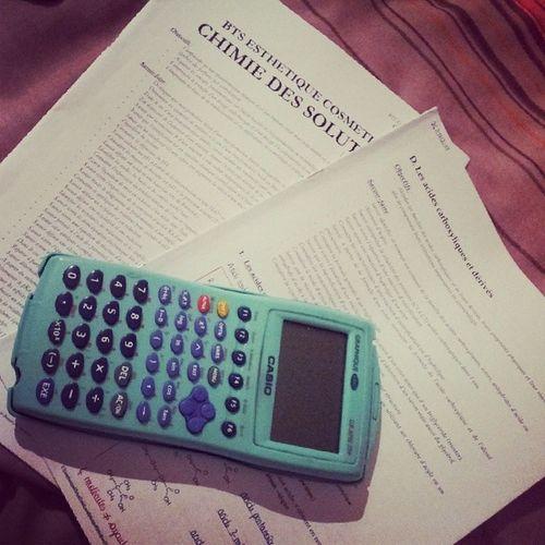 Révisions, encore et toujours. Studies Exam Blanc Oraux tired