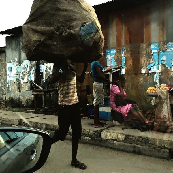 Lagos, street ,