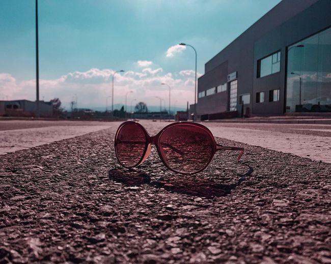 Sunglasses Sky