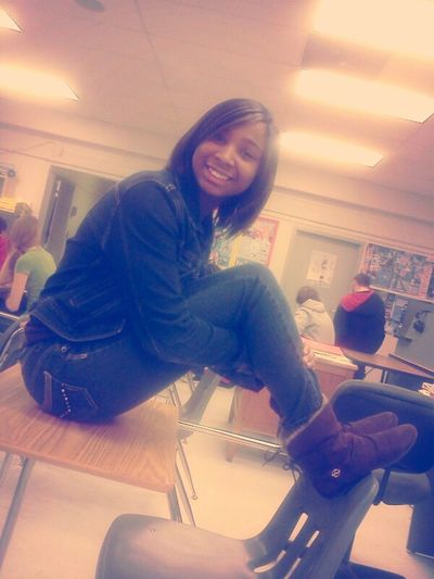 today, (: