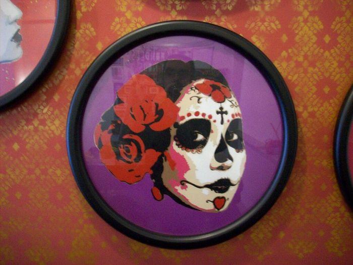 Rouse camelia stencil Streetart #street #streetphotography #tagsforlikes #sprayart #urban #urbanart #urbanwalls #wall #wallporn #graffitiigers #stencilart #art #graffiti #instagraffiti #instagood #artwork #mural #graffitiporn #photooftheday #stencil #streetartistry #photograp Mexico Girl Yatusabesmadrid