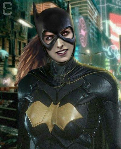 Anna Kendrick as Batgirl Batgirl Art Fanart ArtWork Barbaragordon
