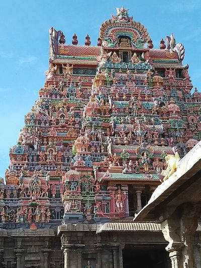 EyeEmNewHerе , Tamilnadutourism , Tamil Architecture , Religious Architecture , Templesofindia Temple Architecture , Templephotography , Colour Photography , Sculptures , Hindhu Temple , Gods , Beautifuldestinations EyeEmNewHere
