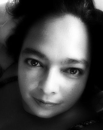 hi!... Bnw_selfie Self Portrait Black And White Portrait thanks... MertEY for the invite!
