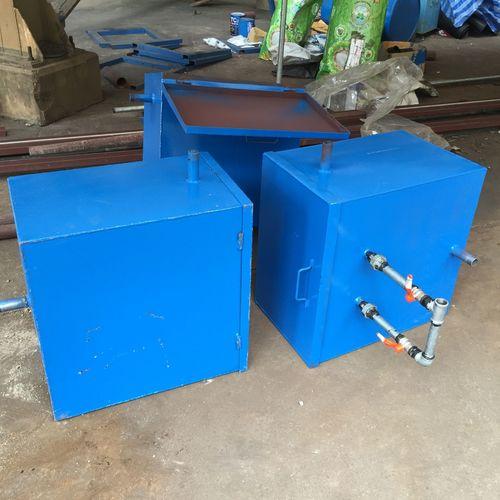 Botany MAKE UP WATER Mechanic Mechanical Steel Tan Water Tank