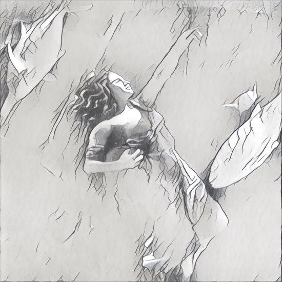 #Black&White #Female #blackandwhite #bnw #bw #carving #grey #mermaid #pencil #shark #sketch Gallionsfigure