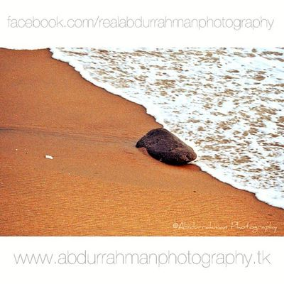 Rock on the beach Abdurrahmanphotography