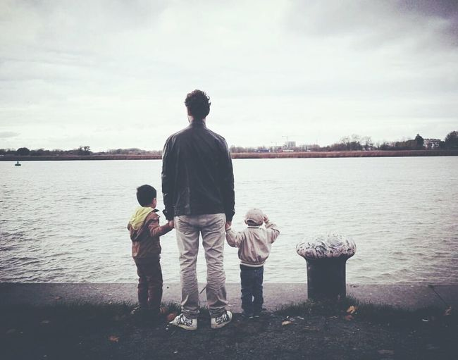 Things end but Memories last forever. Captured Moment Fatherhood Moments Life's Simple Pleasures... EyeEm Best Shots - People + Portrait For The Love Of Colour Capture The Moment Father And Sons That Moment