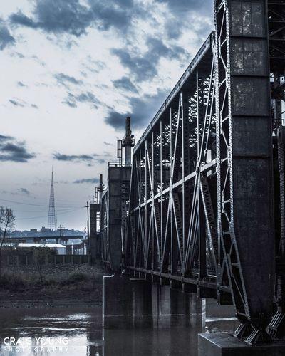 A bridge too far Architecture River Water No People Bridge - Man Made Structure Kcmo Kansas City City Missouri