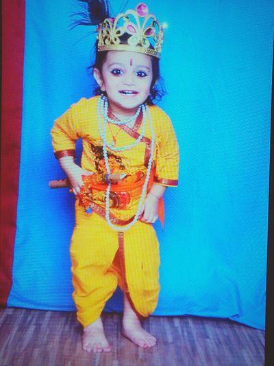 My swt2 nephew