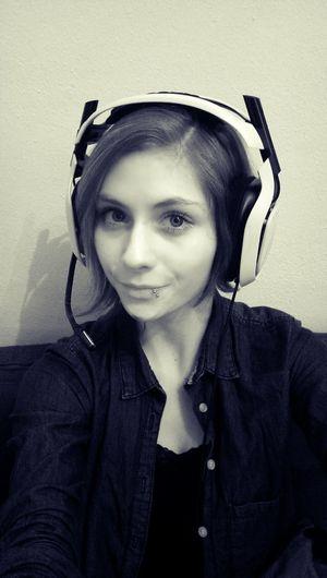 Astro A 40 Gamerheadset Selfie ✌ Hi!