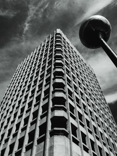 Civic Centre 4, Coventry. Black&white Black And White Photography Architecture_collection Architecture Architecturelovers Lookingup Coventry