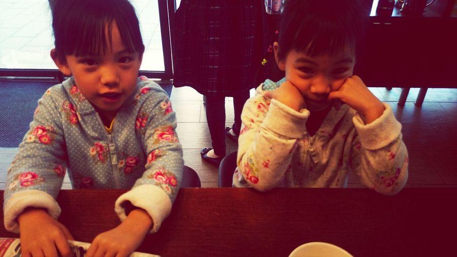 my princess. Twins