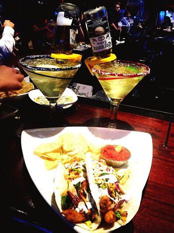 Taco Tuesday Margaritas Drinks Houlihans Cinco De Mayo