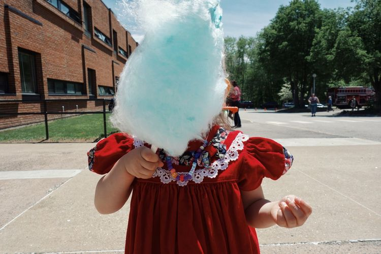 Blue cotton candy at the summet fair. One Person Front View Outdoors Standing Leisure Activity Cottoncandy Cotton Candy! Summer Festival Blue Child Childhood Junk Food Fair Food Live For The Story Lifestyles The Portraitist - 2017 EyeEm Awards The Street Photographer - 2017 EyeEm Awards Sommergefühle Fresh On Market 2017
