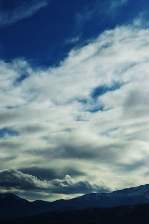 Mountains Clouds Land And Sky Nature Landscape Showcase March Blue Wave The Great Outdoors With Adobe Color Palette